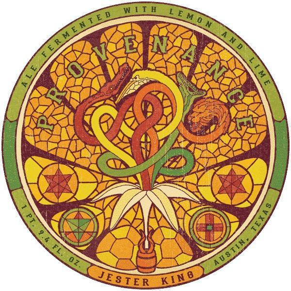 Jester King Provenance Lemon & Lime