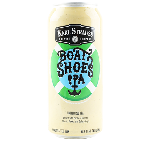 Karl Strauss Boat Shoes IPA