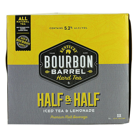 Kentucky Bourbon Barrel Hard Tea Half And Half