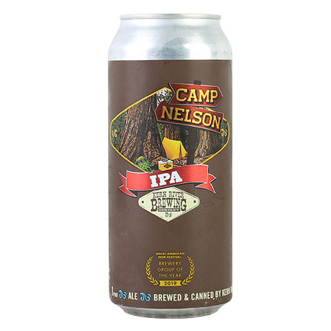 Kern River Camp Nelson IPA