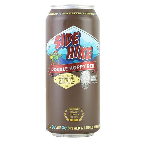 Kern River Side Hike Double Hoppy Red Ale