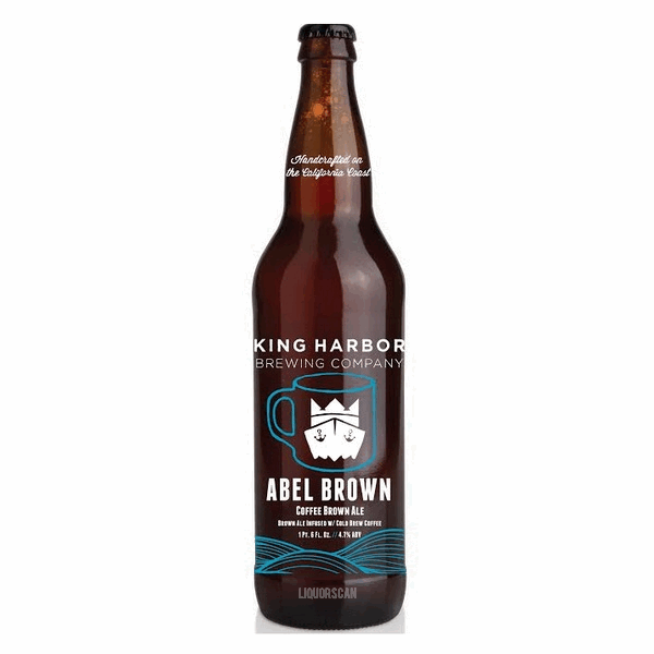 King Harbor Abel Brown Coffee Brown Ale