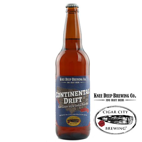 Knee Deep / Cigar City Continental Drift