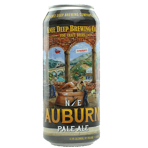 Knee deep n e auburn pale ale buy craft beer online from for Purchase craft beer online