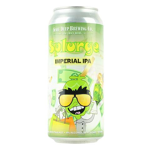 Knee Deep Splurge Imperial IPA