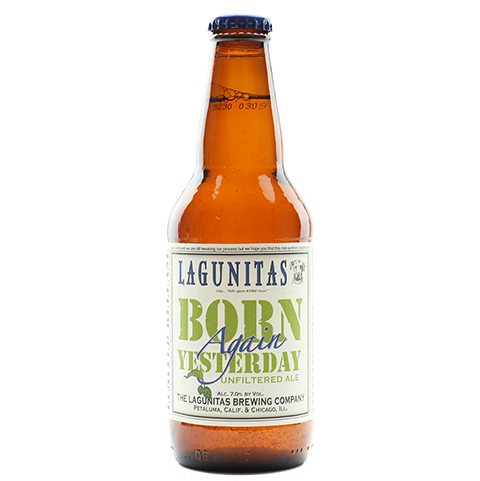 Lagunitas Born Again Yesterday Fresh Hop Pale Ale