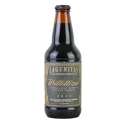 Lagunitas Willettized Coffee Stout (2020)