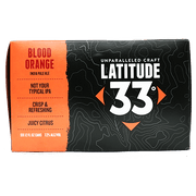 Latitude 33 Blood Orange IPA