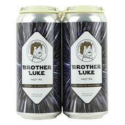 Laughing Monk Brother Luke Hazy IPA