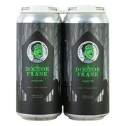 Laughing Monk Doctor Frank Hazy IPA