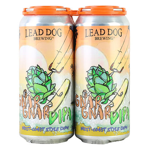 Lead Dog Gnar Gnar DIPA