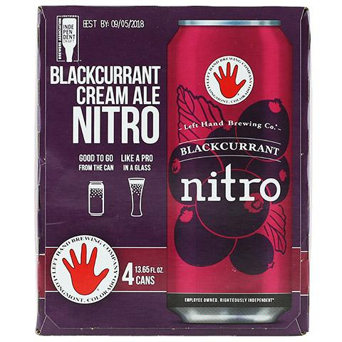Left Hand Blackcurrant Nitro