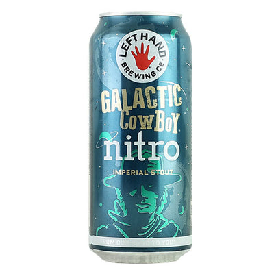 Left Hand Galactic Cowboy Nitro Imperial Stout