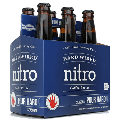Left Hand Hard Wired NITRO Coffee Porter