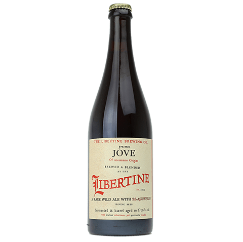 Libertine Jove Blackberry Gose