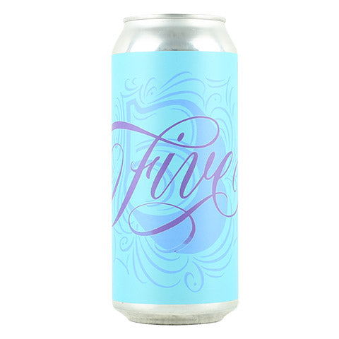 Local Brewing Five Anniversary Hazy Pale Ale