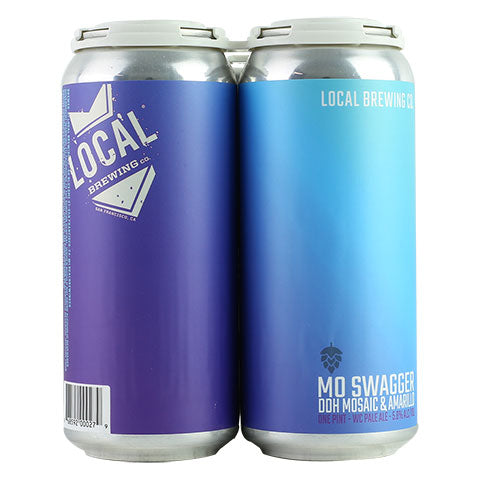 Local Brewing Mo Swagger Pale Ale