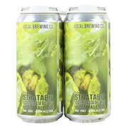Local Brewing Stratabis IPA
