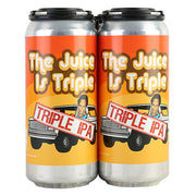 Local Craft Beer The Juice Is Triple IPA