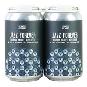 Los Angeles Ale Works Jazz Forever Stout
