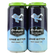 Los Angeles Ale Works Lunar Kitten West Coast IPA