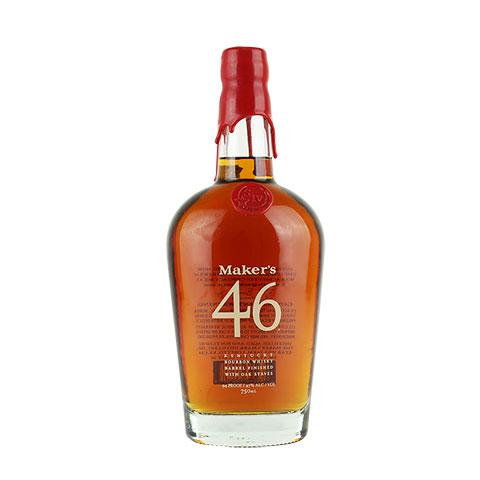 Maker's Mark 46 Bourbon Whisky