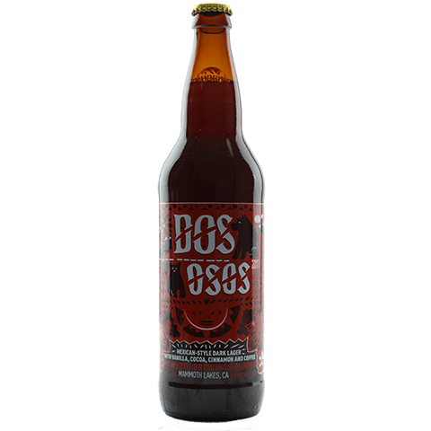 Mammoth Dos Osos Mexican Dark Lager