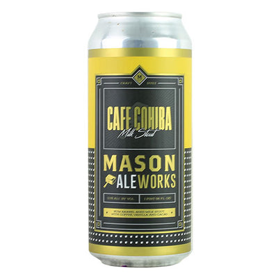 Mason Aleworks Cafe Cohiba Barrel-Aged Milk Stout