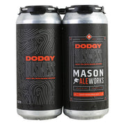 Mason Aleworks Dodgy Business Hazy IPA