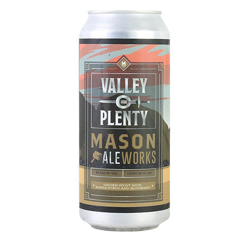 Mason Aleworks Valley Of Plenty Golden Stout