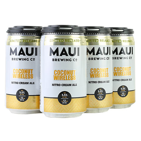 Maui Coconut Wireless Nitro Cream Ale