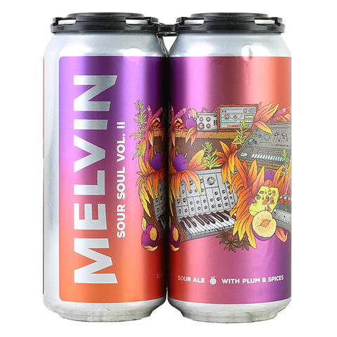 Melvin Sour Soul Series: Volume II (Plum)