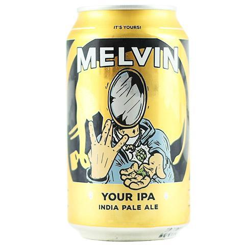 Melvin Your IPA 12OZ CAN