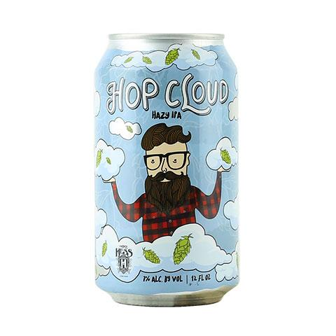 Mike Hess Hop Cloud Hazy IPA