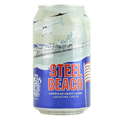 Mike Hess Steel Beach Lager