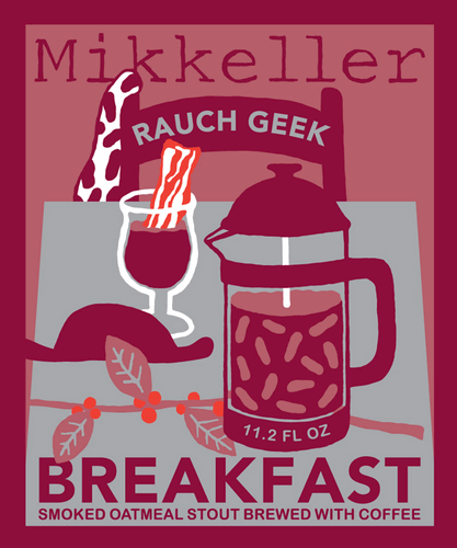 Mikkeller Rauch Geek Breakfast Stout