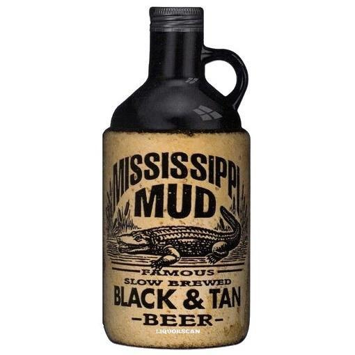 Mississippi Mud Famous Black And Tan Beer