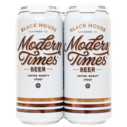 Modern Times Black House Coffee Ale