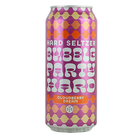 Modern Times Bubble Party Hard Seltzer (Cloudberry Dream)