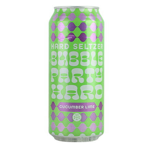 Modern Times Bubble Party Hard Seltzer (Cucumber Lime)