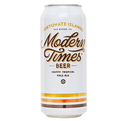Modern Times Fortunate Islands Pale Ale