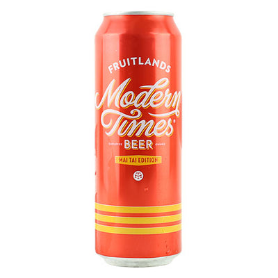 Modern Times Fruitlands Mai Tai Edition Sour
