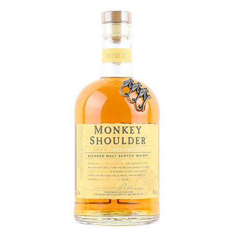 Monkey Shoulder Batch 27 Blended Smooth And Rich Scotch Whisky