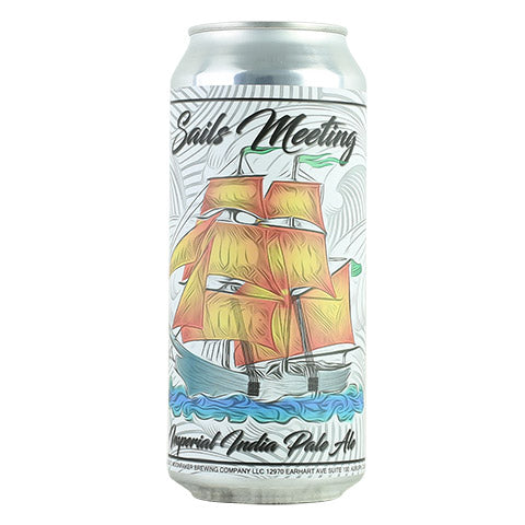 Moonraker Sails Meeting IPA