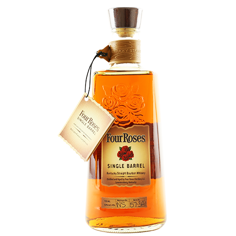 four-roses-single-barrel-bourbon-whiskey