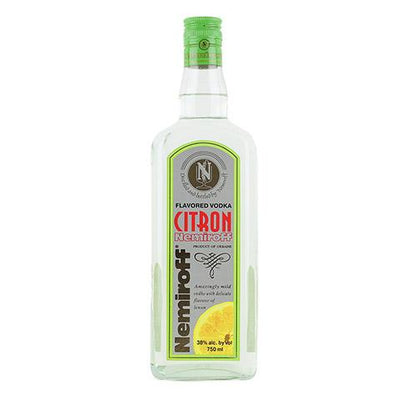 nemiroff-citron-vodka