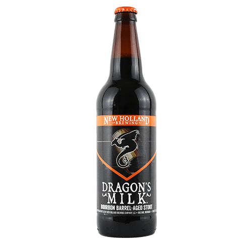 New Holland Dragon's Milk Bourbon Barrel Stout