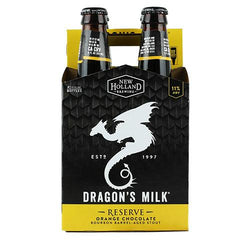 New Holland Dragon's Milk Reserve Orange Chocolate