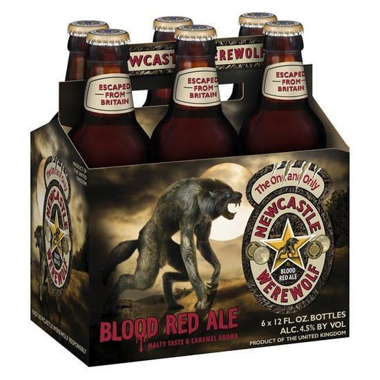 Newcastle Werewolf Blood Red Ale