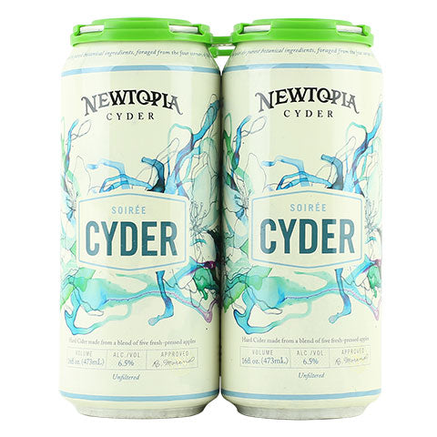 Newtopia Apple Soiree Cider